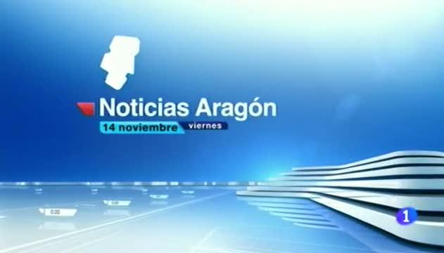 Aragón en 2' - 14/11/14