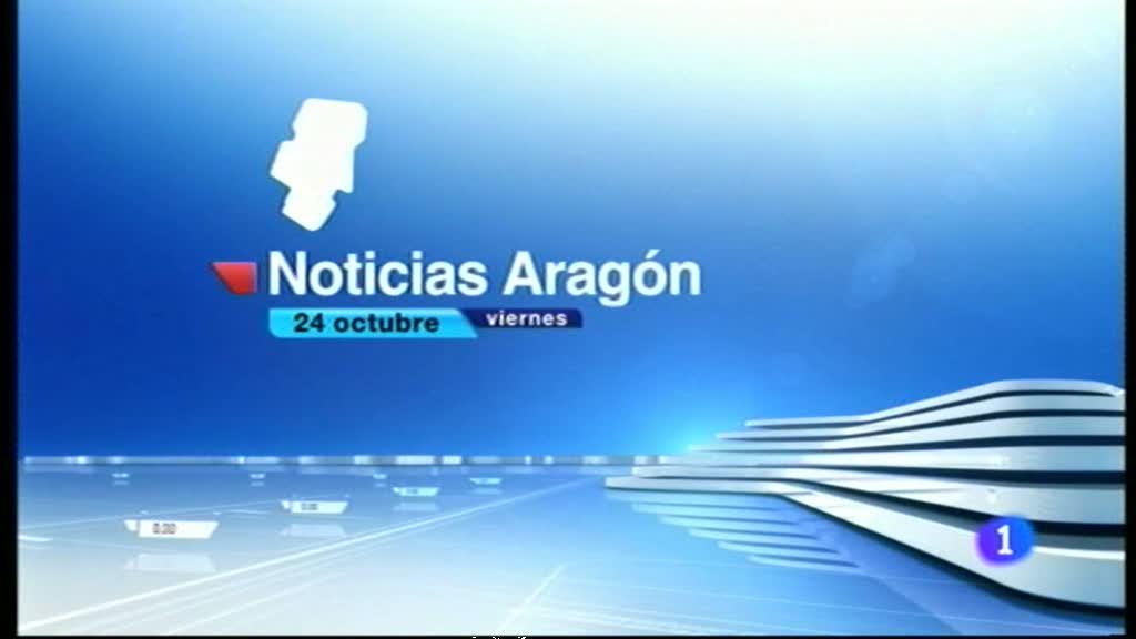 Aragón en 2'- 24/10/14