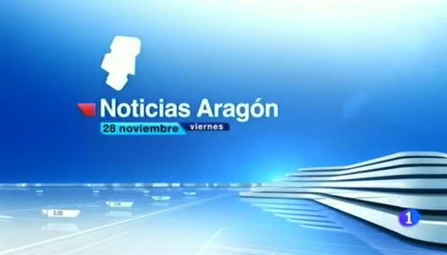 Aragón en 2' - 28/11/14