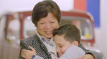 El árbol reúne a una familia filipina después de 40 años