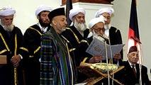 Ir al VideoArchivo: Hamid Karzai jura como presidente de Afganistán en 2004