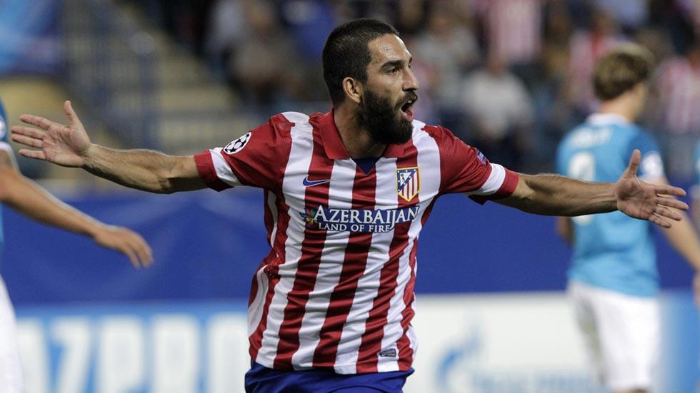 Arda Turan, cerca de dejar el Atlético