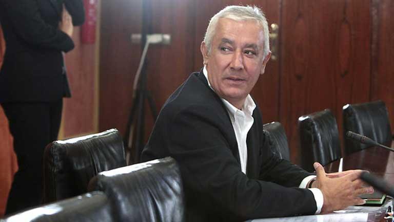"""Arenas afirma que los informes del interventor llegaron """"a lo más alto"""""""
