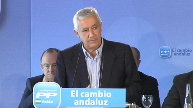 Javier Arenas despeja las dudas sobre su futuro