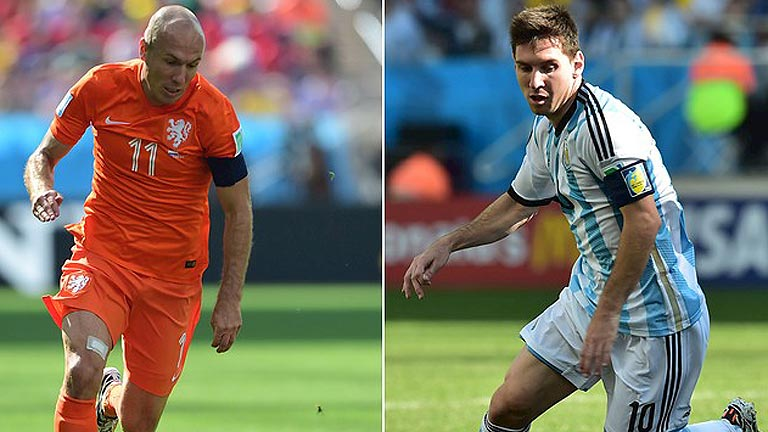 Argentina y Holanda, en un duelo por la final