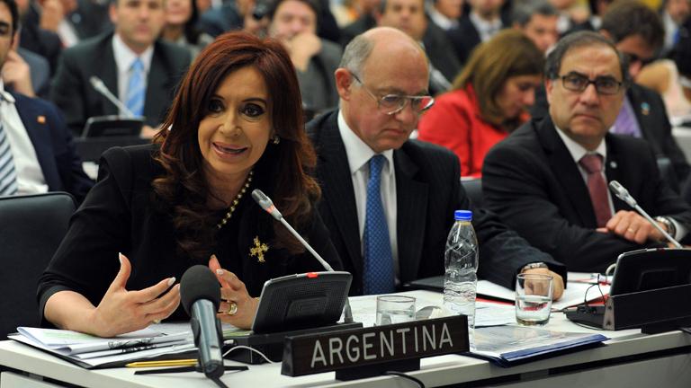 Argentina pide reanudar las negociaciones por la cuestión de las Malvinas