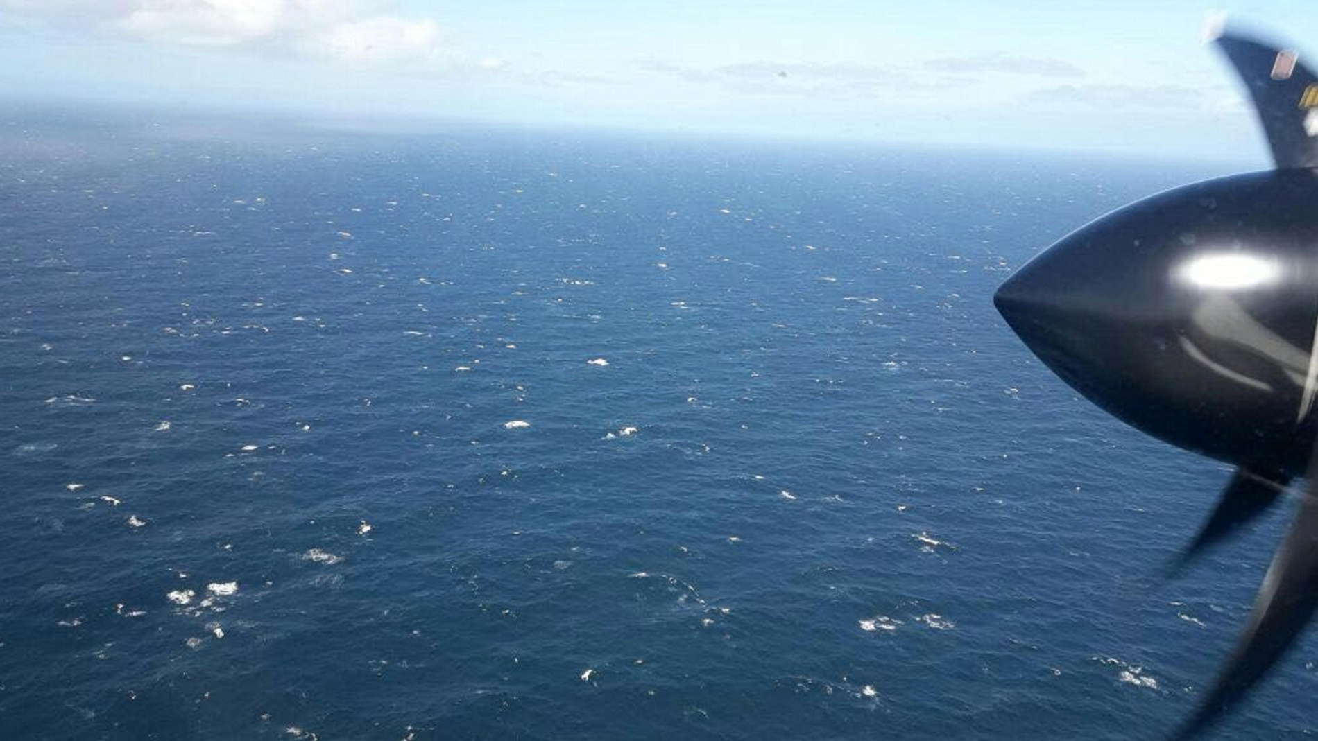 "La Armada argentina detecta un ""ruido"" en el lugar donde se perdió la pista del ARA San Juan"