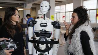 Arranca en Bilbao la 'Maker Faire', el mayor festival de tecnologías creativas del mundo
