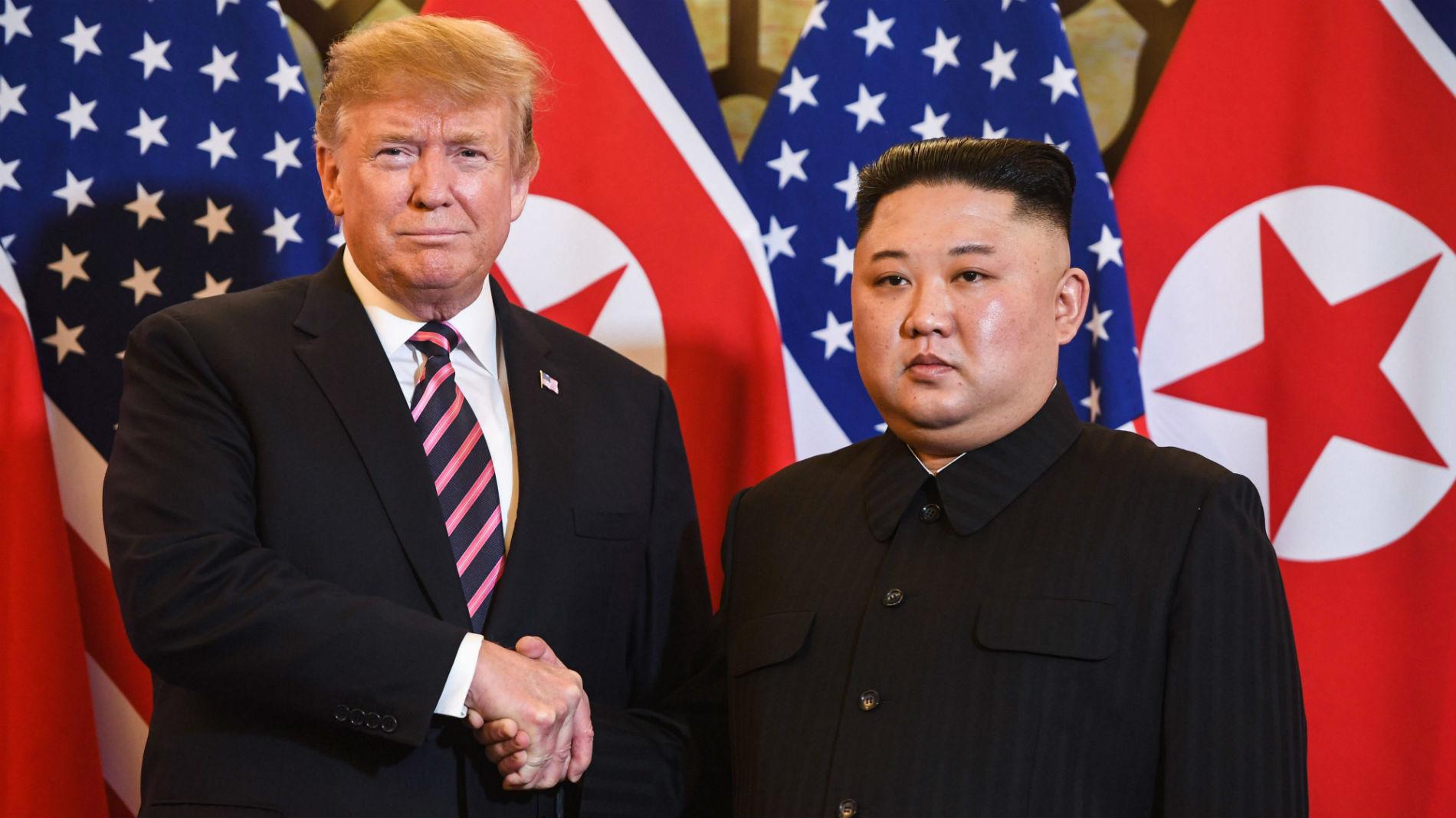 Ir al VideoArranca en Hanói la segunda cumbre entre Estados Unidos y Corea del Norte