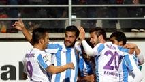 Ir al VideoArranca la jornada 23 de Liga con un Málaga - Getafe