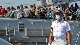 """Arranca la operación """"Tritón"""" para controlar las fronteras marítimas italianas"""