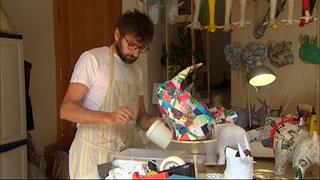 Los artesanos encuentran en internet una ventana para mostrar su producción