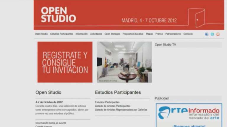 Más de 70 creadores abren sus puertas en Open Studio