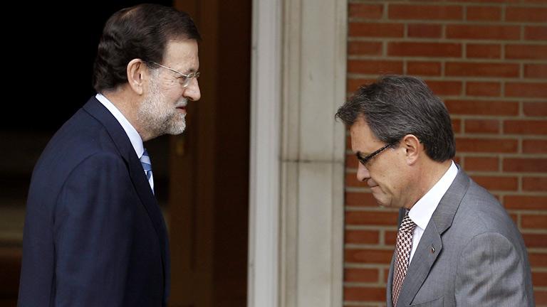"""Artur Mas: """"Esto no ha ido bien"""""""