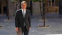 Ir al VideoArtur Mas explicará en el Parlament los motivos de la convocatoria electoral del 27S