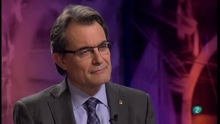 Gent de paraula - Artur Mas, President de la Generalitat
