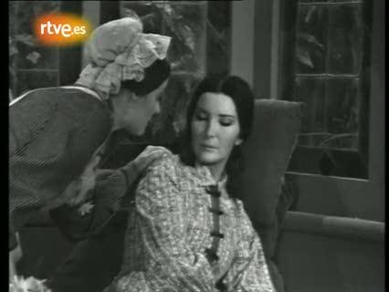 Arxiu TVE Catalunya - Lletres catalanes - La Dama de les Camèlies (2ª part)