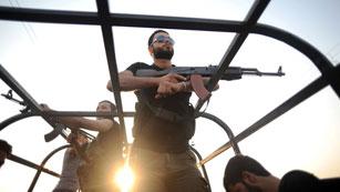 Alepo, segunda ciudad más poblada de Siria, escenario de una guerra abierta