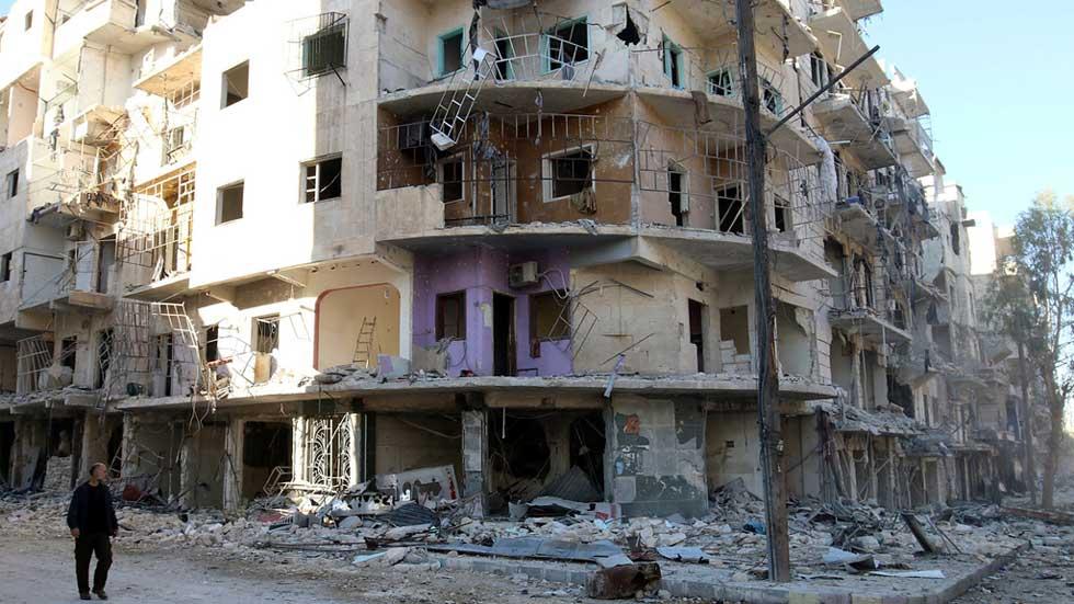 Al Asad y Rusia decretan una tregua unilateral en Alepo de once horas