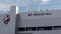 Asaltan El Alcoraz y se llevan toda la recaudación del Huesca - Getafe