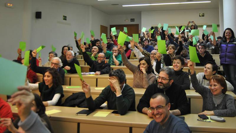 Asamblea constituyente de la cooperativa EnergÉtica