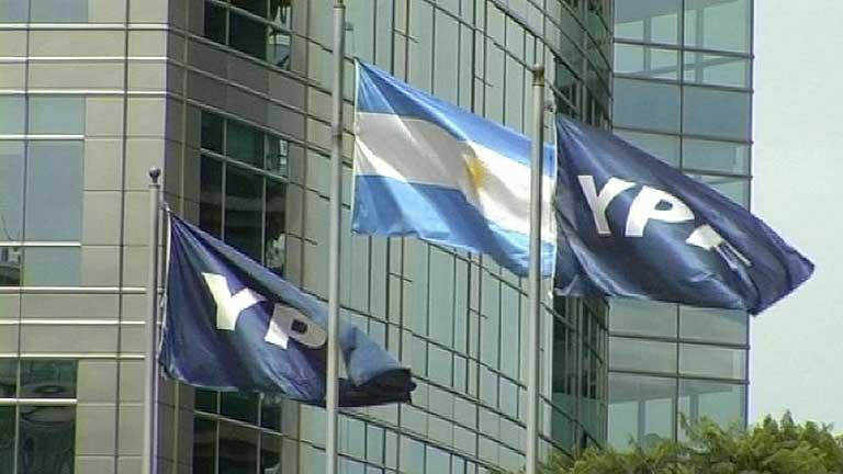 Primera asamblea de accionistas de la energética YPF
