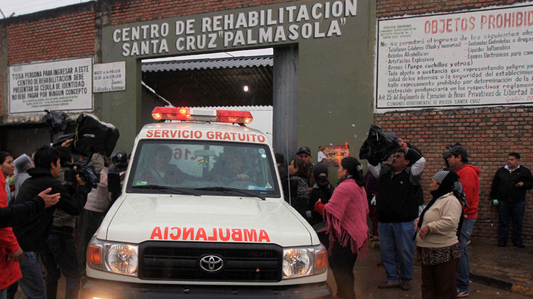 Ascienden a 30 los presos muertos en una reyerta en la cárcel boliviana de Palmasola