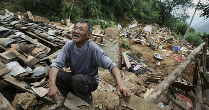 Ascienden a 589 las víctimas mortales del terremoto que sacudió el suroeste de China
