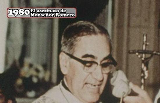 1980: El asesinato de Monseñor Romero