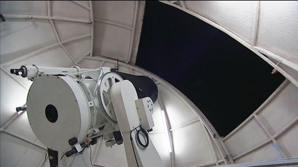 Así funciona el Observatorio Astronómico Astrohita, de gestión privada