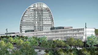 Así es la nueva sede del BBVA en Madrid