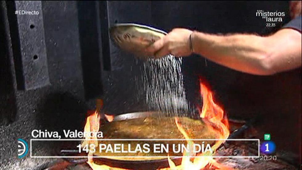 España Directo - ¡Así se hace la auténtica paella valenciana!