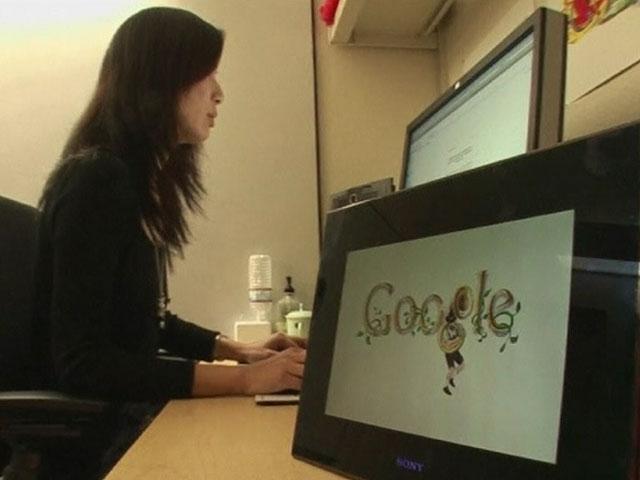 Hablamos del Doodle, el logo de Google tuneado