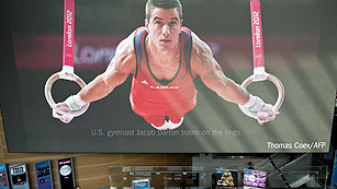 Así trabaja la televisión olímpica