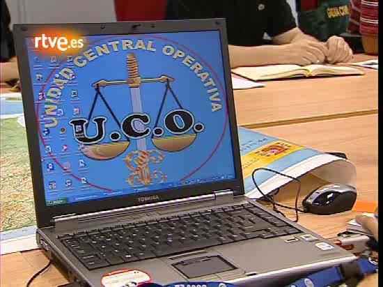 UCO - Así trabaja la Unidad Central Operativa