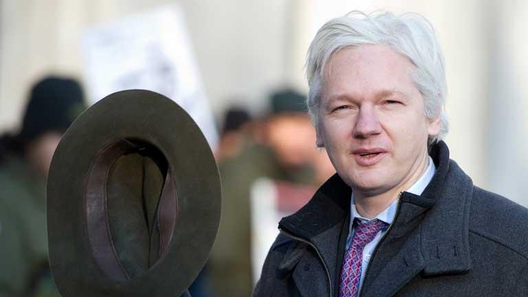 La justicia británica da luz verde a la extradición del fundador de WikiLeaks, Julian Assange