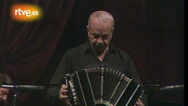 Astor Piazzolla en 'Equinoccio' (1989)