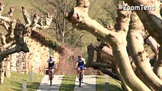 Zoom Tendencias - Asturias, días de bici y sidra