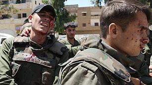 Atacan con explosivos el convoy del jefe de los observadores de la ONU en Siria