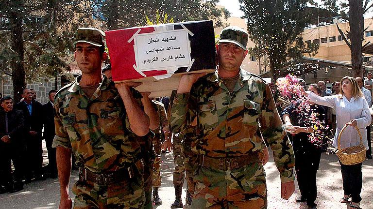 Al menos 51 muertos en la provincia siria de Homs por bombardeos del Ejército