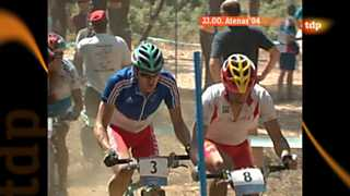 Londres en juego - Atenas 2004: Mountain bike