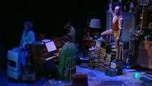 Ir al VideoAtención obras - 'El carrer Franklin', en el Festival Grec