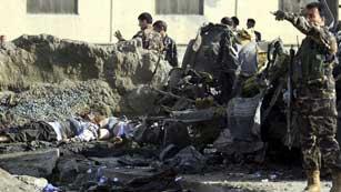 Un atentado causa 12 muertos en Afganistán por el vídeo 'blasfemo'