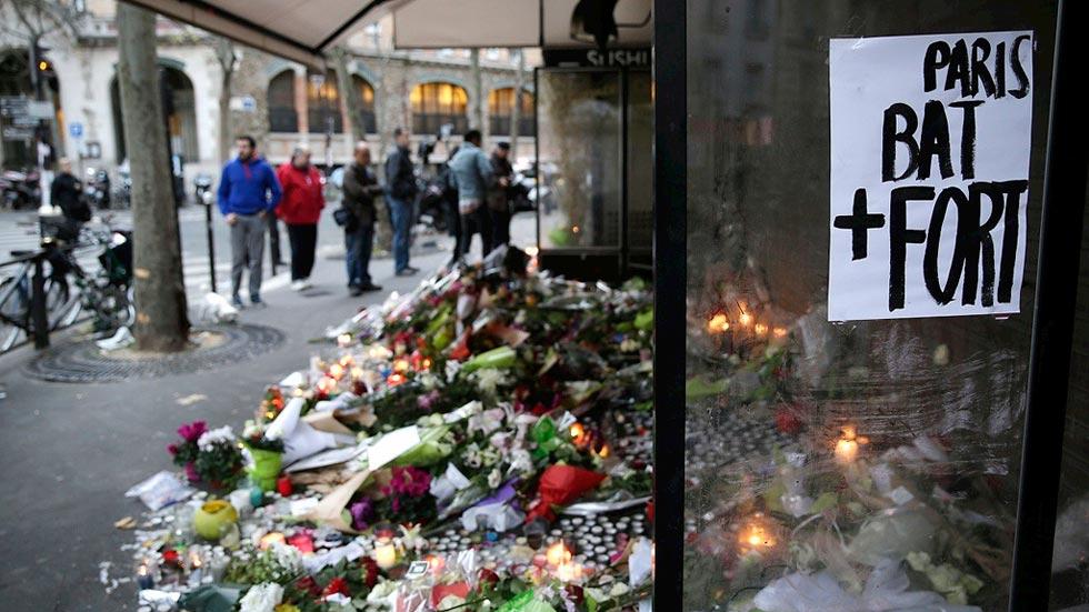 Atentado en par s francia objetivo del terrorismo yihadista for Como ir de barcelona a francia