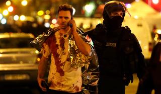 Atentado en París: Más de un centenar de muertos en una cadena de atentados en París