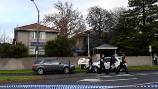 Dos muertos, entre ellos el supuesto terrorista, en un atentado en Melbourne