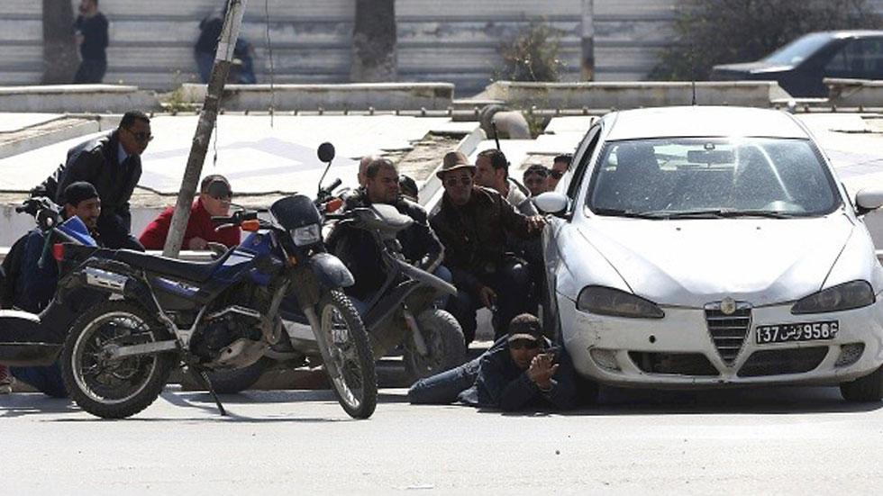 Ataque terrorista en un importante museo de Túnez