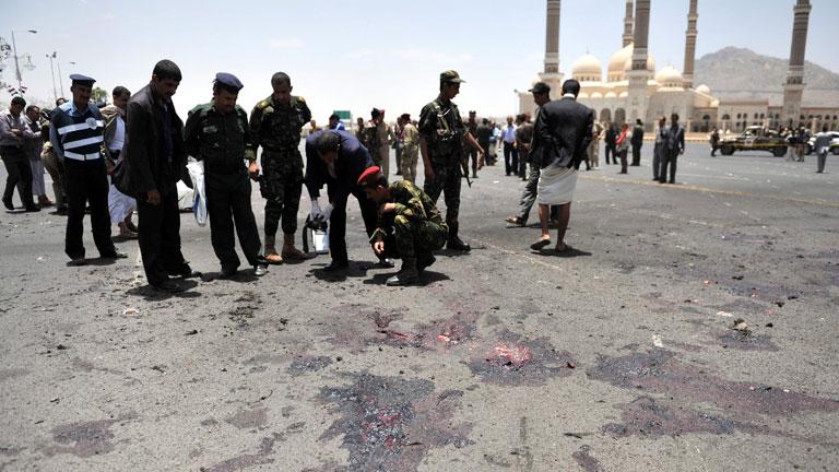 Un atentado en Yemen causa al menos 70 muertos y 200 heridos