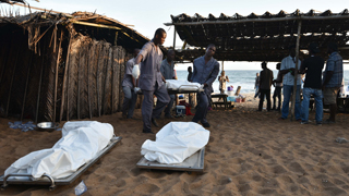 Atentado en una zona turística de Costa de Marfil