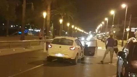 Atentados en Cataluña   Así fue abatido a tiros uno de los terroristas en Cambrils